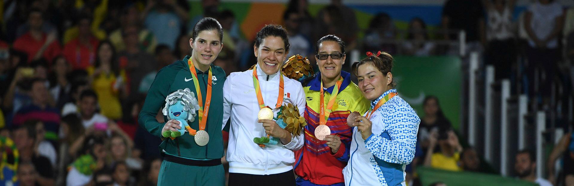 Brasil fica com medalha de prata no judô na Paralimpíada Rio